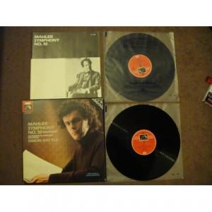 MAHLER, Gustav - Symphony No 10 (Revised Performing Version By Deryck Cooke) - Vinyl - LP Box Set