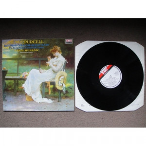 PURCELL, Henry - Birthday Odes For Queen Mary - Vinyl Record - LP
