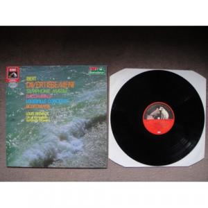 IBERT, Jacques - Divertissement; Symphonie Marine; Bacchanale etc - Vinyl - LP