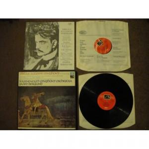 SIBELIUS, Jean - Kullervo Symphony - Vinyl - LP Box Set