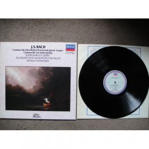 BACH, Johann Sebastian - Cantatas 56 & 82 - Vinyl - LP