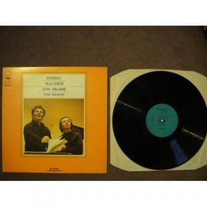 RODRIGO, Joaquin / VILLA-LOBOS, Heitor - Concierto De Aranjuez; Concerto For Guitar - Vinyl - LP Gatefold