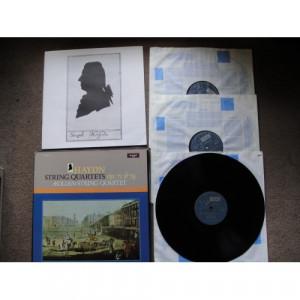 HAYDN, Josef - String Quartets Opp 71 & 74 - Vinyl - LP Box Set