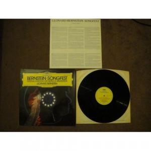 BERNSTEIN, Leonard - Songfest - Vinyl - LP