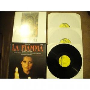 RESPIGHI, Ottorino - La Fiamma - Vinyl - LP Box Set