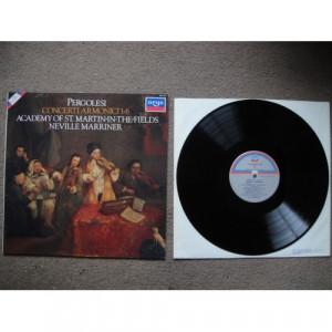 PERGOLISI, Giovanni Batista (attrib) - Concerti Armonici - Vinyl - LP