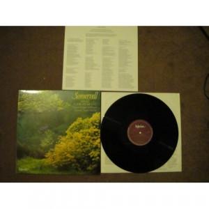 SOMERVELL, Arthur - Maud; A Shropshire Lad - Vinyl Record - LP