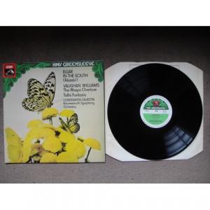ELGAR, Edward / VAUGHAN WILLIAMS, Ralph - In The South; Tallis Fantasia; The Wasps Overture - Vinyl - LP