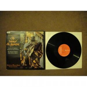 TIPPETT, Michael - The Vision Of St Augustine; Fantasia On A Theme Of Handel - Vinyl - LP