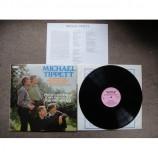 TIPPETT, Michael - Boyhood's End; Songs For Achilles; Songs For Ariel etc