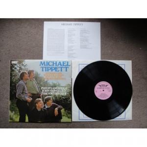 TIPPETT, Michael - Boyhood's End; Songs For Achilles; Songs For Ariel etc - Vinyl Record - LP