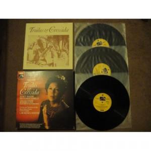 WALTON, William - Troilus & Cressida - Vinyl - LP Box Set