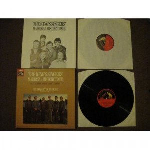 KING's SINGERS, The - Madrigal History Tour - Vinyl - LP Box Set