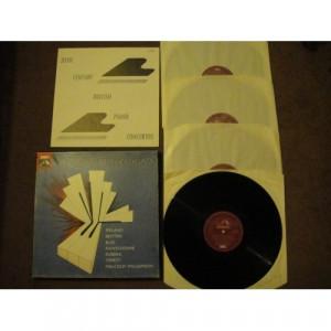 Various - 20th Century British Piano Concertos - Vinyl - LP Box Set