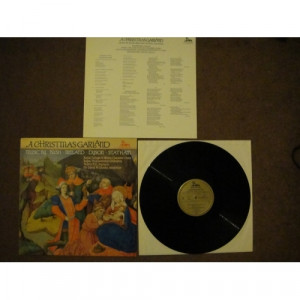 Various - A Christmas Garland - Vinyl - LP