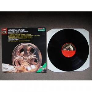 Various - British Music for Film and Television - Vinyl - LP