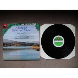Various - Festival Of British Light Music - Vinyl - LP