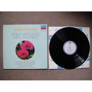 Various - Golden Operetta - Vinyl - LP