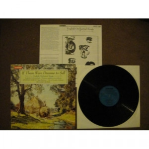Various - If There Were Dreams To Sell - English Orchestral Songs - Vinyl - LP