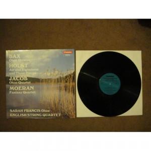Various - Music for Oboe & String Quartet - Vinyl - LP