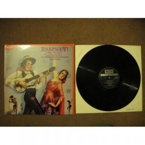 Various - Rhapsody! - Vinyl - LP