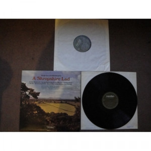 "Various - Songs from A E Housman's ""A Shropshire Lad"" - Vinyl - 2 x LP"