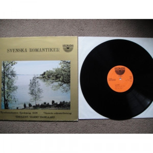 Various - Svenska Romantiker - Vinyl - LP