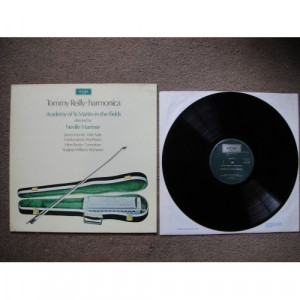 Various - Works for Harmonica and Orchestra - Vinyl - LP