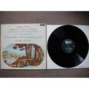 VIVALDI, Antonio - Concerti for Wind and Strings - Vinyl - LP