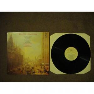 VIVALDI, Antonio - Concertos - Vinyl - LP