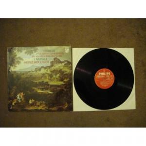 VIVALDI, Antonio - Five Oboe Concertos - Vinyl - LP