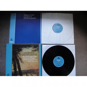 VIVALDI, Antonio - La Senna Festeggiante - Serenata a tre - Vinyl - LP Box Set