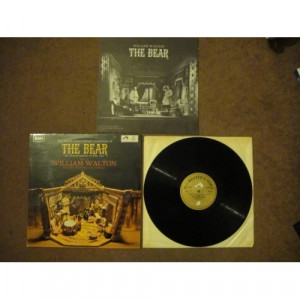 WALTON, William - The Bear - Vinyl - LP