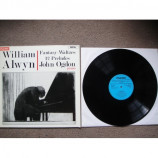 ALWYN, William - Fantasy-Waltzes; 12 Preludes