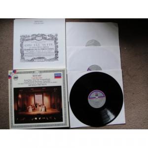MOZART, Wolfgang Amadeus - Cosi Fan Tutte - Vinyl - LP Box Set