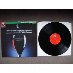 MOZART, Wolfgang Amadeus - Serenades Nos 6 & 13; Divertimento No 1 - Vinyl - LP