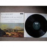 MOZART, Wolfgang Amadeus - Symphonies Nos 23, 24, 26 & 27