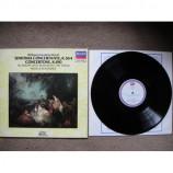MOZART, Wolfgang Amadeus - Sinfonia Concertante; Concertone
