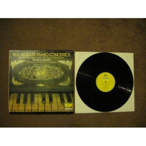 MOZART, Wolfgang Amadeus - Piano Concertos Nos 23 & 24 - Vinyl - LP
