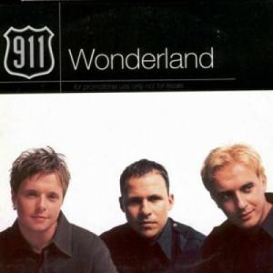 911 - Wonderland PROMO CDS - CD - Album