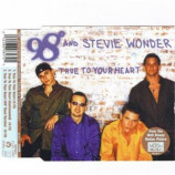 98 Degrees - True To Your Heart Stevie Wonder CDS