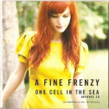 A Fine Frenzy - One Cell In The Sea PROMO CD
