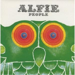 Alfie - People Euro CDS - CD - Single