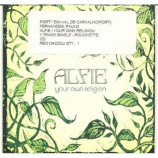 Alfie - your own religion PROMO CDS