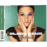 Alicia Keys - Girlfriend PROMO CDS