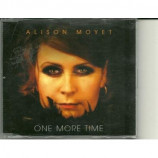 alison moyet - one more time PROMO CDS