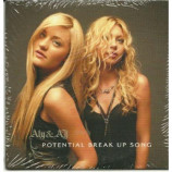 Aly & Aj - Potential Breakup Song PROMO CDS