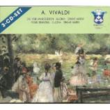 Antonio Vivaldi - Gloria 4 Seasons Concert 3CD