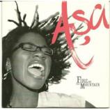 Asa - Fire on the mountain CDS
