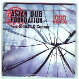 Asian Dub Foundation - 1000 Mirrors Uk Promo Cd-single
